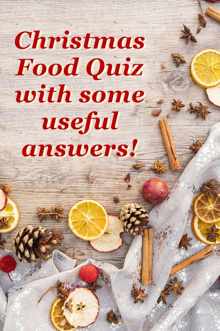 Christmas food quiz with some really useful answers forumfinder Image collections