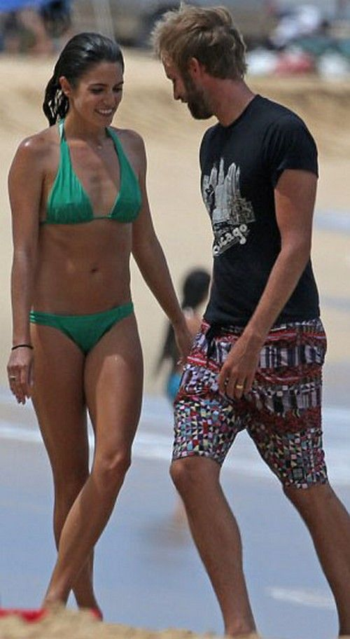 Nikki reed beach bikini