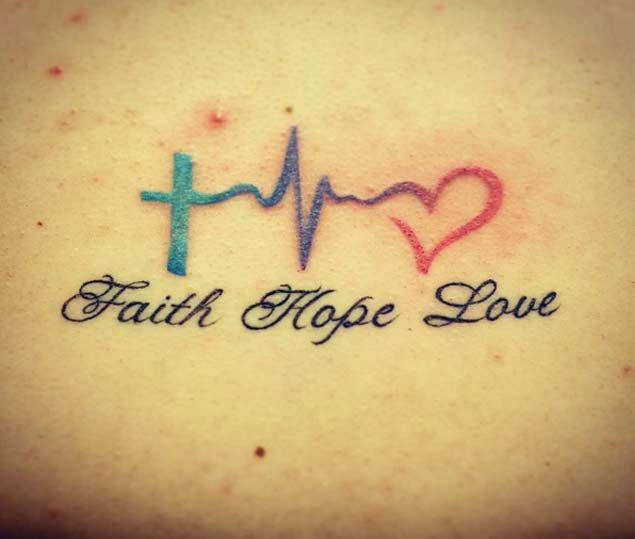 60 Heartwarming Christian Tattoo Designs And Ideas Tattoo