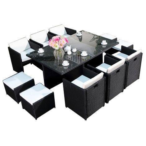 Salon de jardin   Outdoor furniture sets, Outdoor decor ...