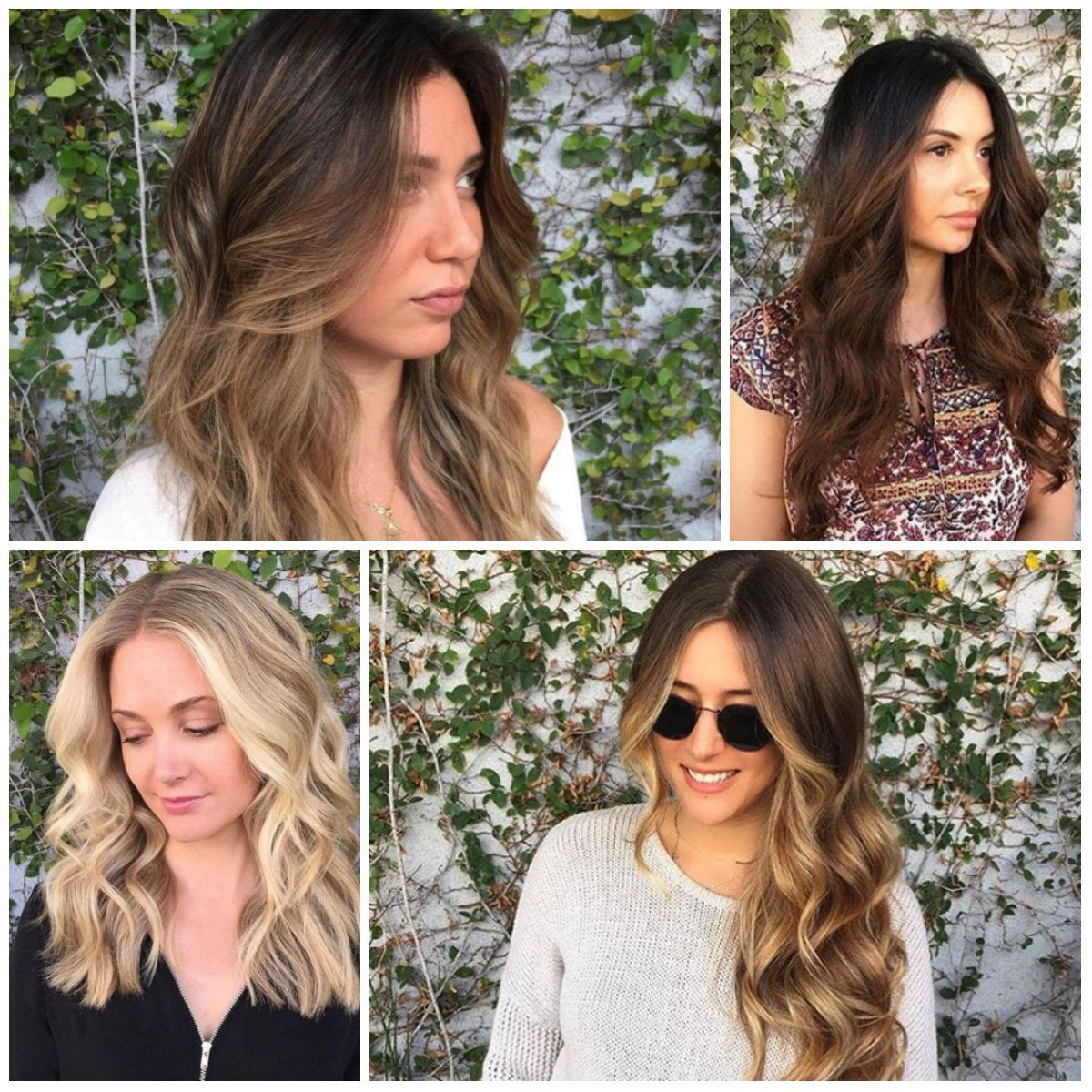 Gloss Smudging New Hot Hair Color Trend Of 2018 2019 Hair Color