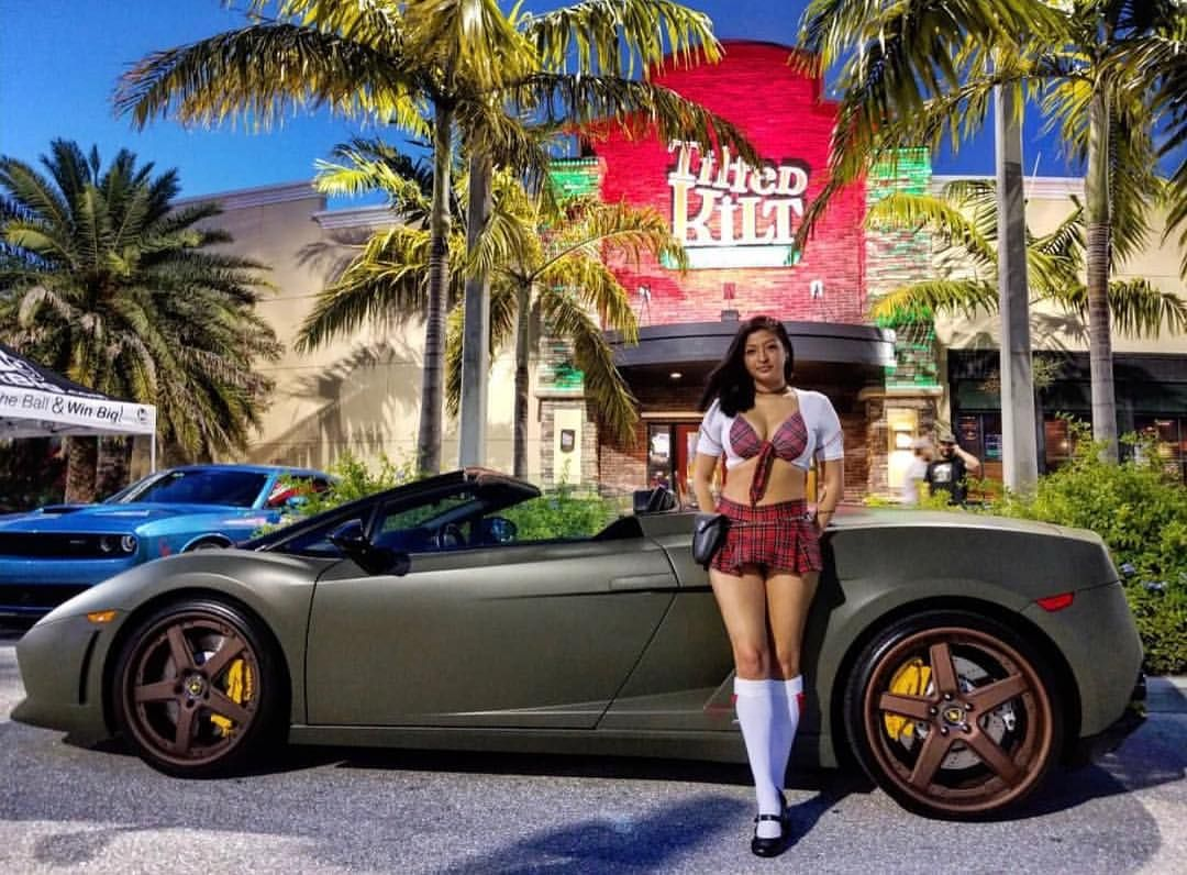 The 5 Best Car Shows In Boca Raton Car Show Car Car Girls