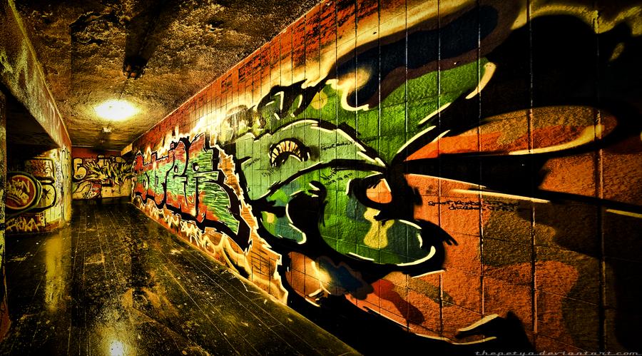 grafitti by thePetya.deviantart.com on @DeviantArt