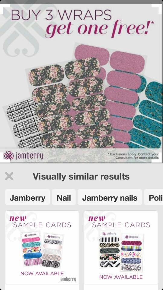 https://www.facebook.com/BombshellShelly/posts/1101757639869070 www.jamberry.com Shelly Rushing from Missouri is the consultant you want!