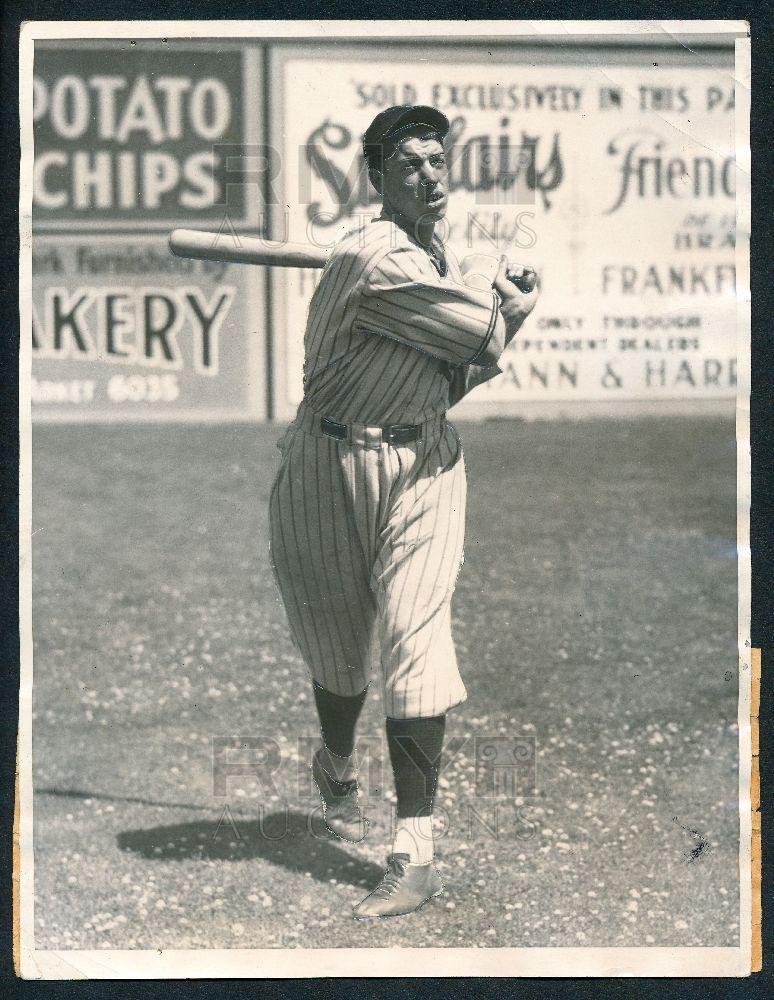 Joe Dimaggio Rookie Card 1933 Joe Dimaggio San Francisco