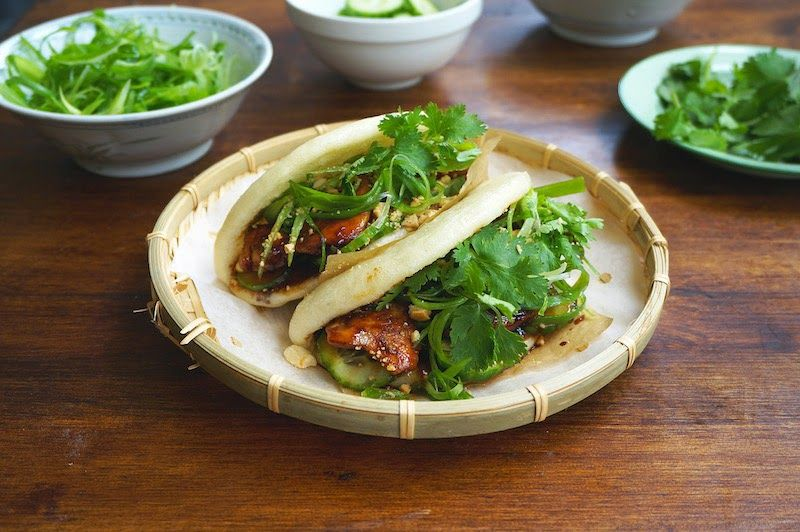 This fabulous Teriyaki Chicken sandwich filling is perfect in freshly steamed Chinese Buns or Gua Bao.      Teriyaki Chicken Buns/Sandwiches  Ingredients  12 pcs (about 800 grams) Boneless