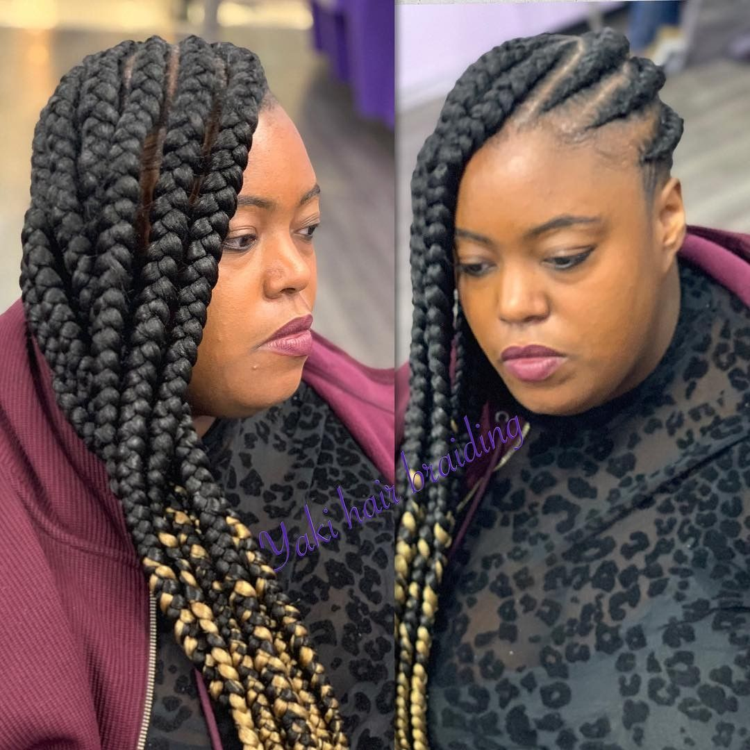 2019 trendy braiding styles african hair braiding styles