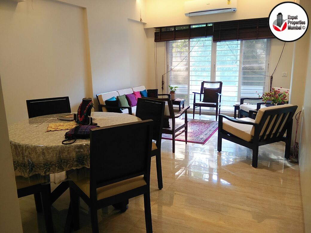 1 Bhk Expat Taste Furnished Apartment For Rent In 18th Road Khar