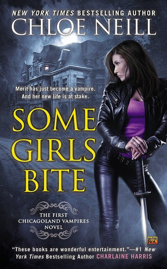 12 Sexy Paranormal Romances to Get You in the Mood For Halloween: Kick-ass  heroines. Truly transporting stories.