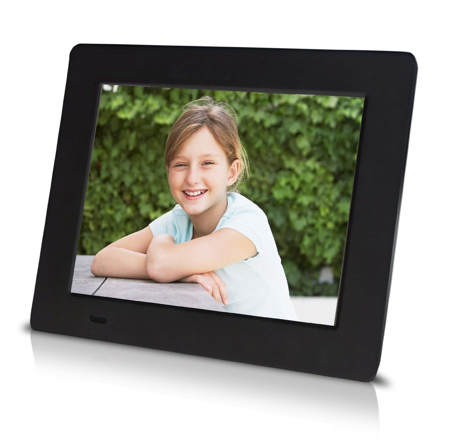 Amazoncom Sungale Pf709 7 Inch Ultra Slim Digital Photo Frame