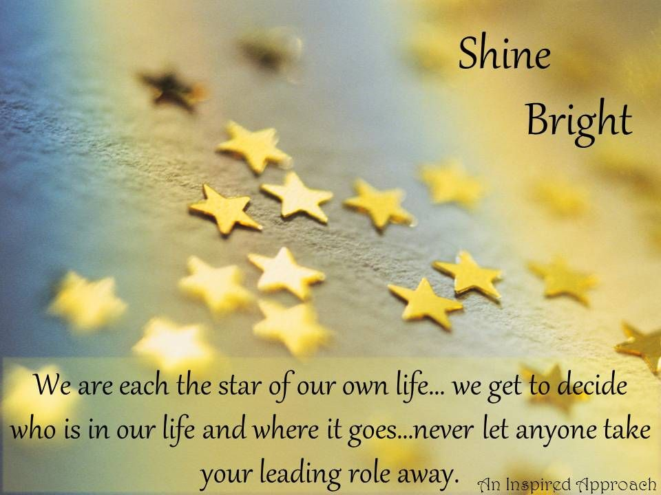 Quotes About Shining Light: Let Your Light Shine Bright