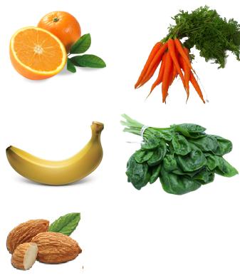 Five Best Foods Against Stress   Stress food, Best foods ...
