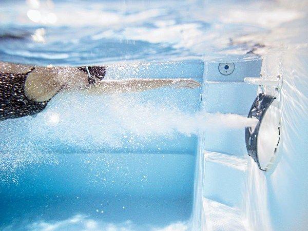 Counter current swimming - PowerPlastics JetStreams   pools ...