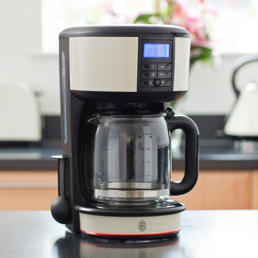 Buyrussell Hobbs Legacy Filter Coffee Maker Cream Online At