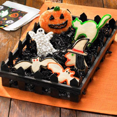 Halloween Cookie Recipes Recipe Collection | Land O'Lakes