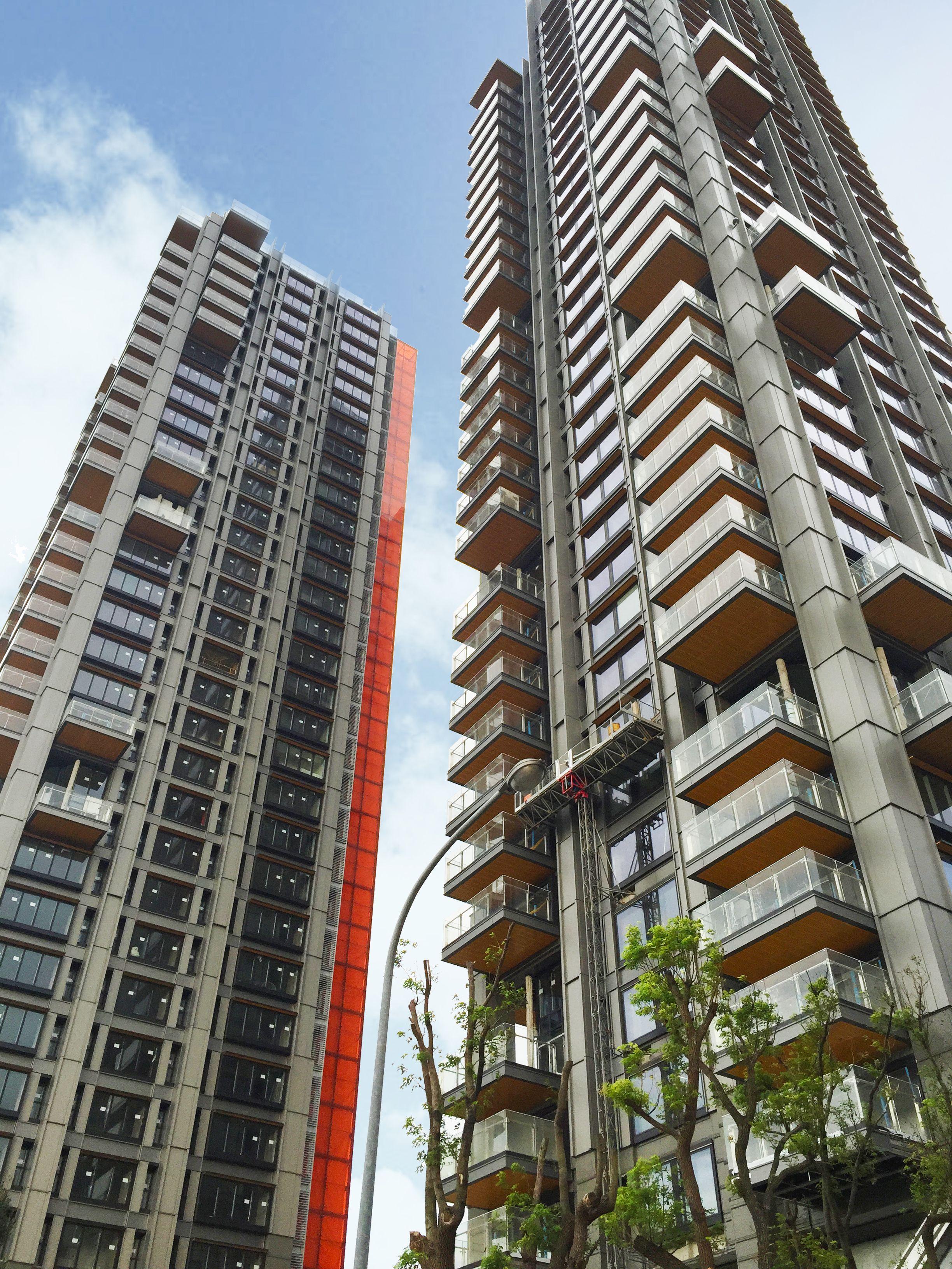 Condominium, Skyscrapers, Towers, Condos, Arquitetura, Facades, Tours, Skyscraper