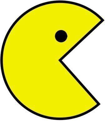 Pin On Pac Man Printables