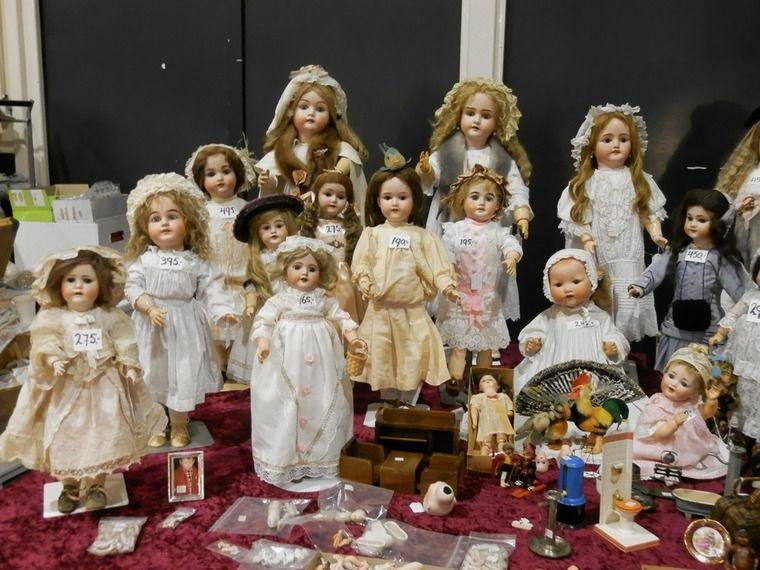 А любите ли Вы антикварных кукол, как люблю их я?! Или ...