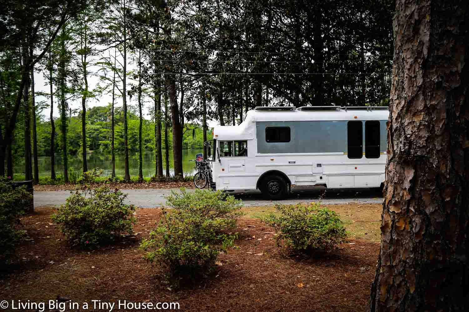 School Bus Converted To Incredible Off-Grid Home | Living Big In A ...
