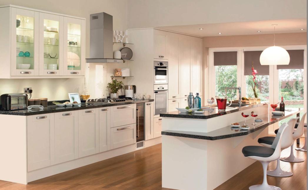 Howdens Tewksbury | my lovely kitchen | Pinterest