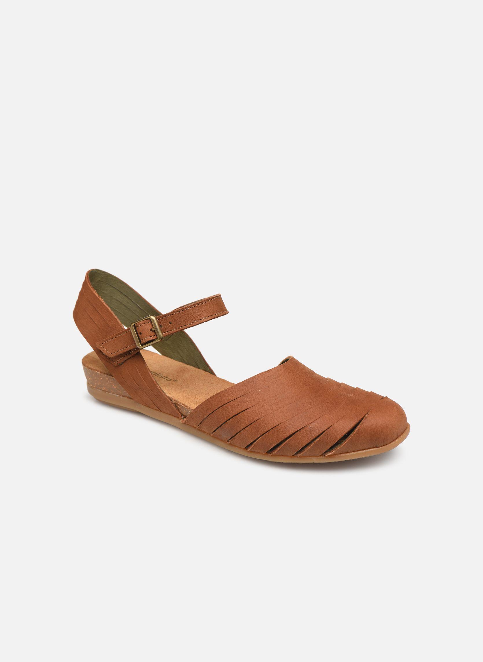 Naturalista Stella N5201 C 2019Achatsmode SandalsFlats En El roedCBx