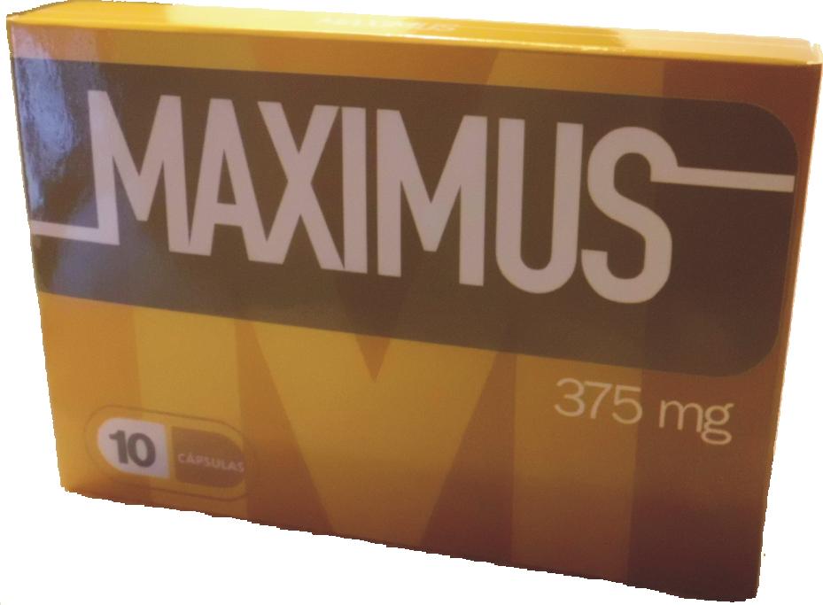 Maximus garante-lhe:  - Maior confiança sexual; - Uma formula 100% natural; - Maior ritmo e desejo sexual; - Efeitos em apenas 20 minutos; - Prolongamento do desempenho sexual; - Aumento do tamanho e potências das ereções; - Experiências sexuais mais intensas e satisfatórias; - Aumento de frequência e intensidade dos orgasmos;