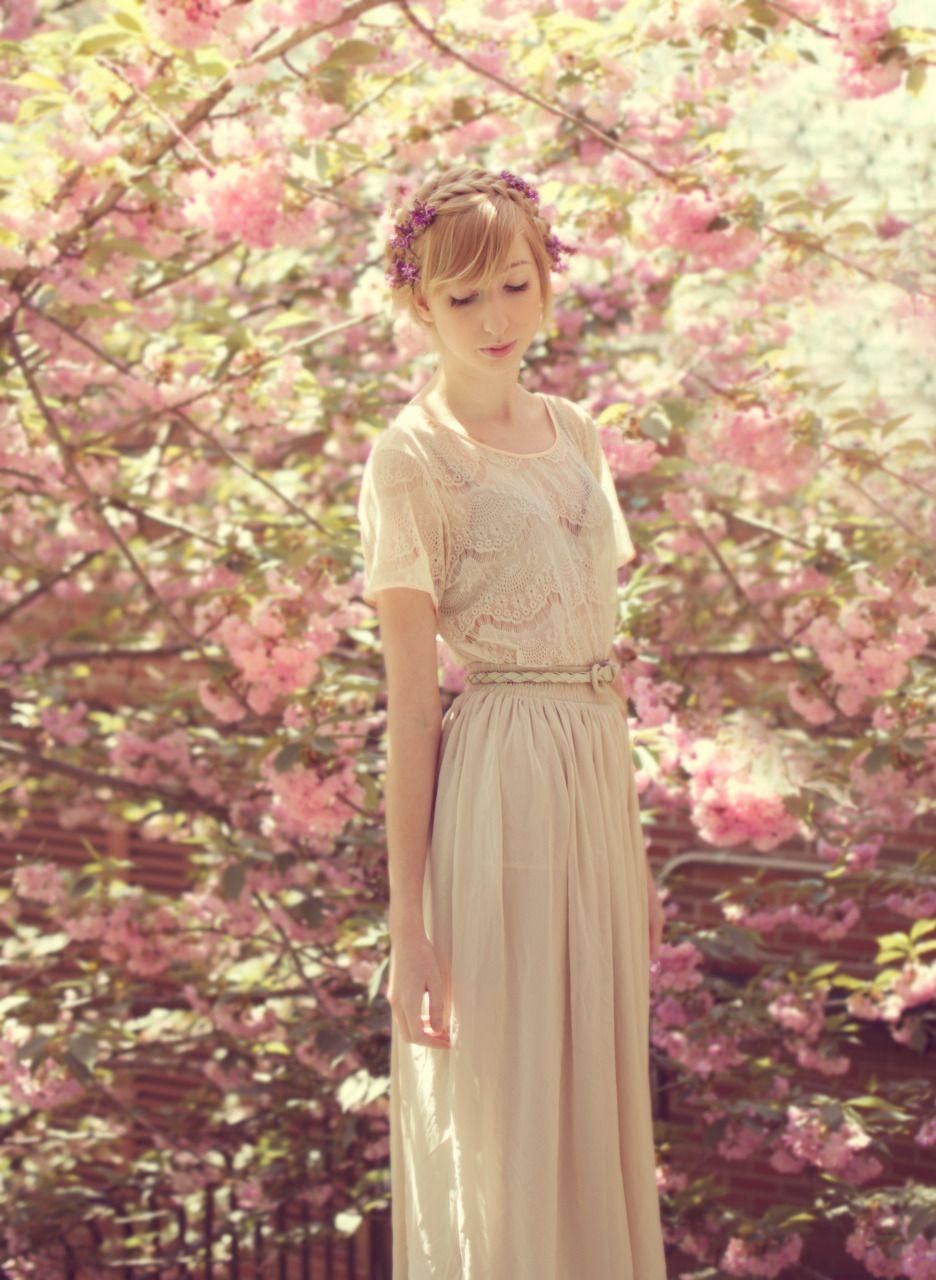 Pink and ivory wedding dress  Ethereal  wedding dress  Wedding Ideas  Pinterest  Ethereal