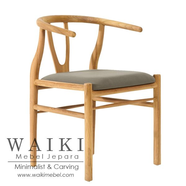 Model Kursi Tika untuk keperluan cafe, restoran berkelas ekspor ...