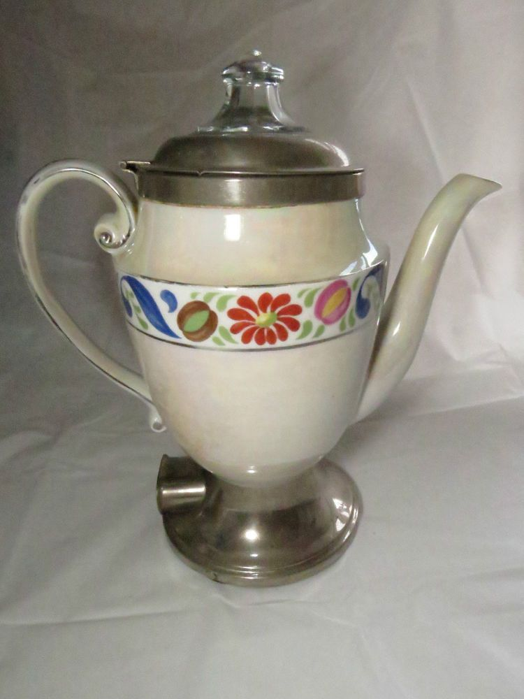 Vintage Royal Rochester Coffee Percolator Complete with Cord