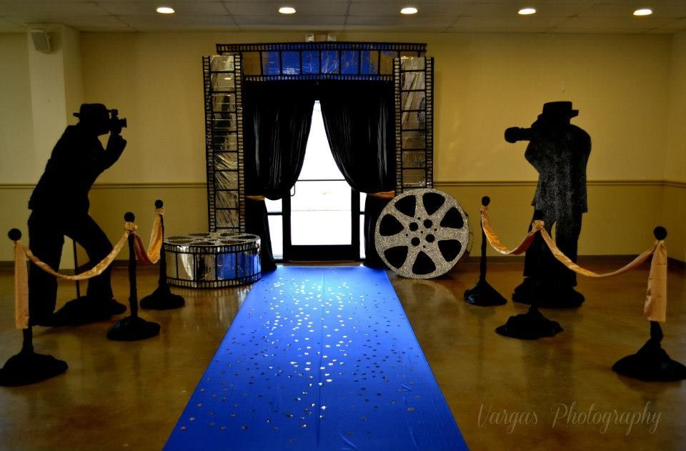 Hollywood Themed Party Partys Pinterest