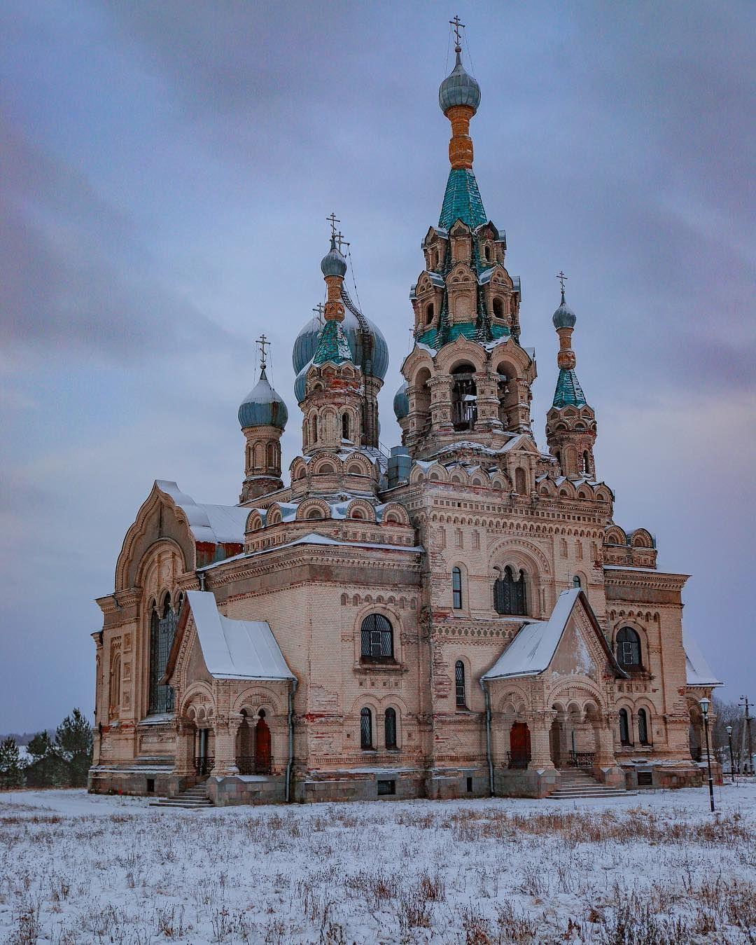 церкви ярославской области фото стоимость