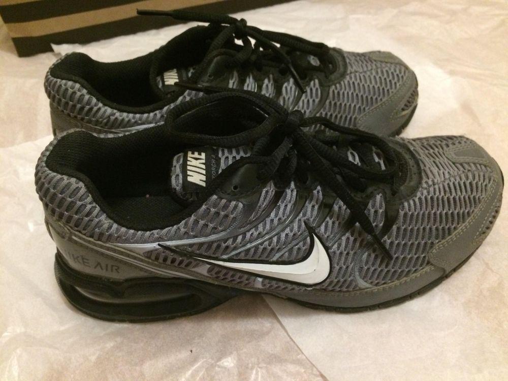 Nike Air Max Torch 4 Grey White Black 343846 012 Running