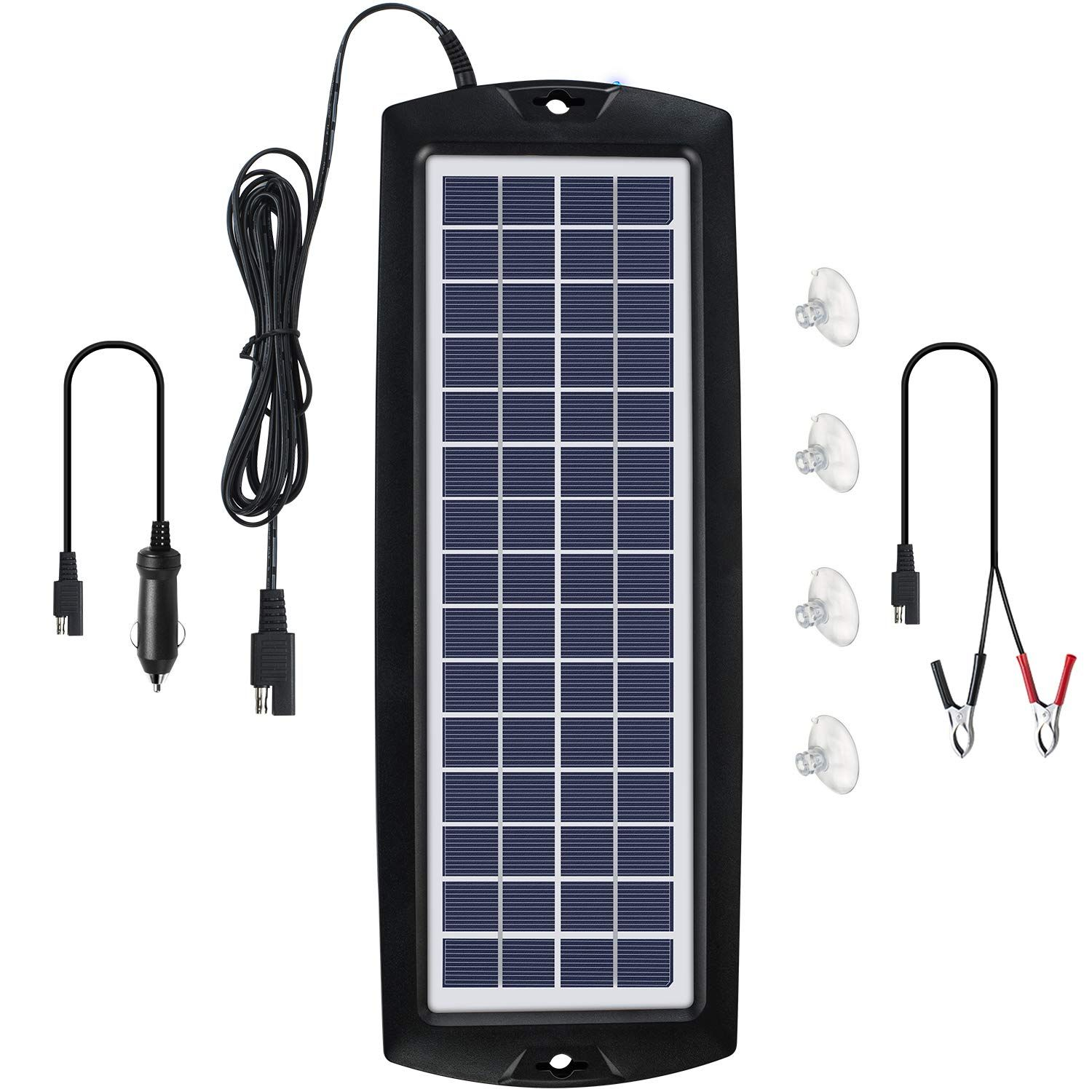 Choosing The Right Portable Solar Battery Charger Powersourceguide Solar Battery Charger Solar Battery Charger Solar Car 12v Solar Panel