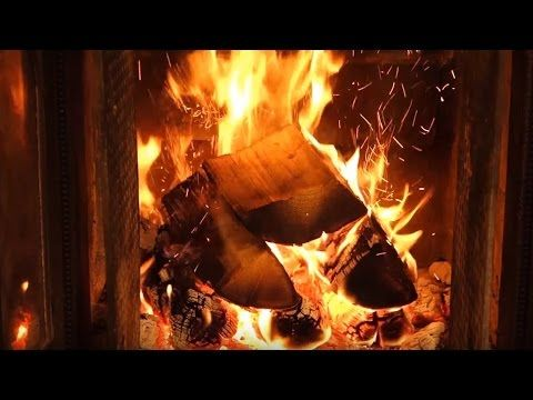 Fireplace With Christmas Music.Official Christmas Carols 2015 2 Hours Best Fireplace And