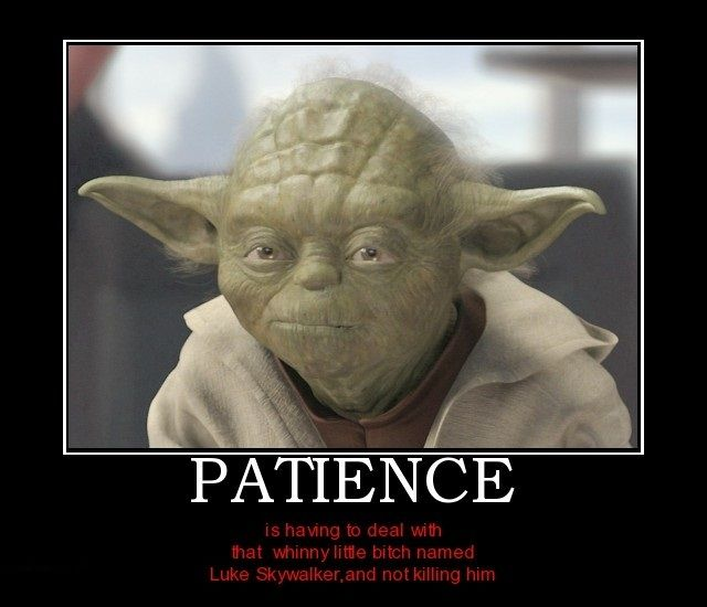 Pin By Maria Rovati On Demotivational Pics Yoda Quotes Yoda Meme