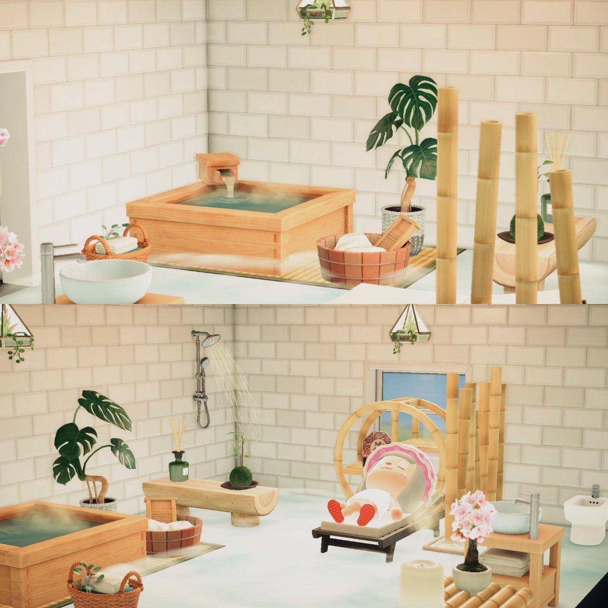 Acnh House Bathroom Ideas Trendecors