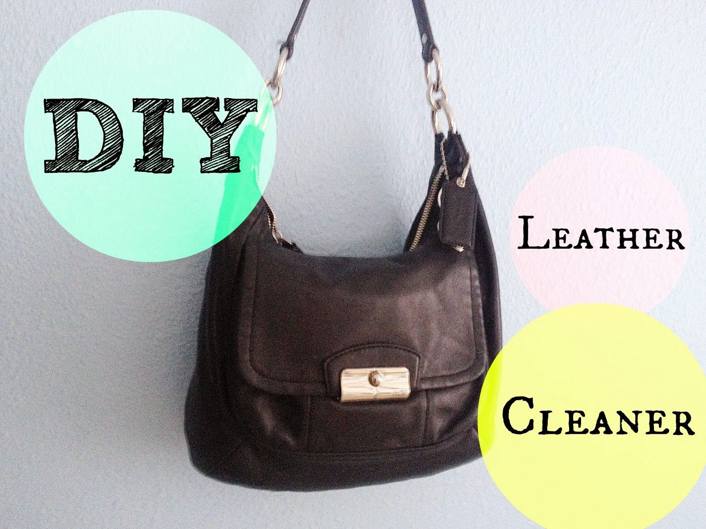 diy leather cleaner recipe   diy lifestyle tips   pinterest
