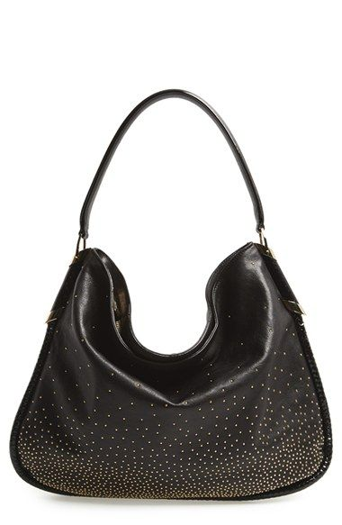 f15c9c5367 Jimmy Choo  Zoe  Studded Hobo available at  Nordstrom