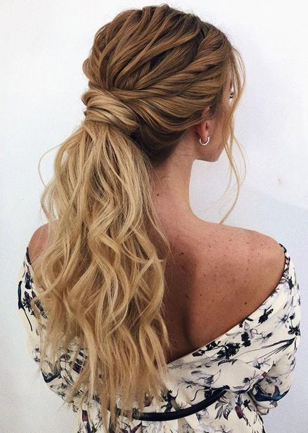 5 Easy Ponytail Hairstyles And Haircuts You Must Try
