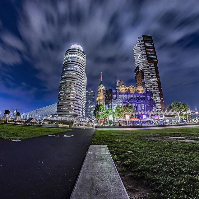 The Path to... #Rotterdam #Gersmagazine #Instawalk010 #Rottergram010 #GemeenteRotterdam #RTVRijmond #Holland #Nethelands #Loves_Netherlands #triggertrap #Wonderful_Holland #IgersHolland #IGHolland #roffurban #rotturban #LongExposure #HDR #HDRPhotography #TrueHDR #Night #Video #Film #visitrotterdam #erasmusbrug #HDROTTERDAM #MonteVideo #WorldPortCenter #HotelAmerica