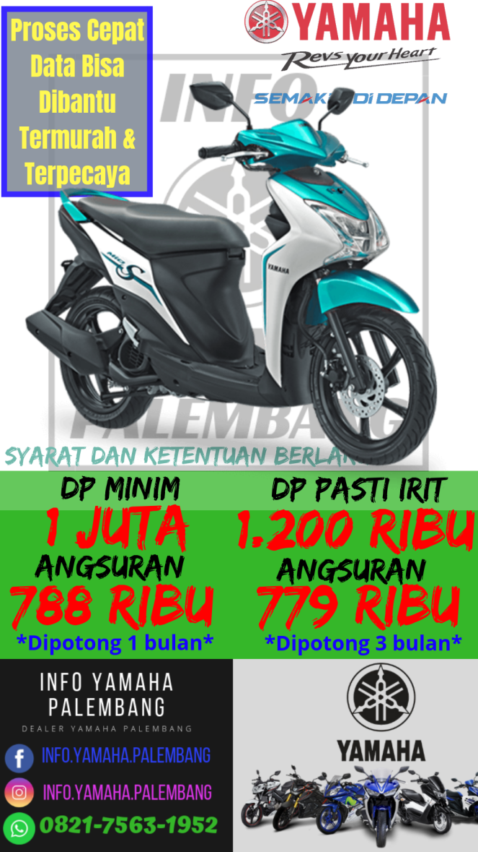 Mio S Motor Kota Motor Yamaha