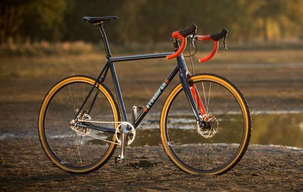 stoemper eddy handmade steel cyclocross frame