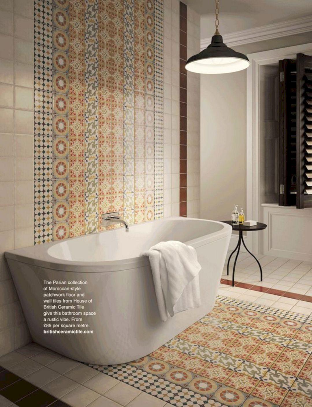 12 Awesome Ceramic Bathroom Design That Can Be Your Inspiration Freshouz Com Bathroom Furniture Uk Trendy Bathroom Tiles Tile Bathroom Latest bathroom ceramic motif