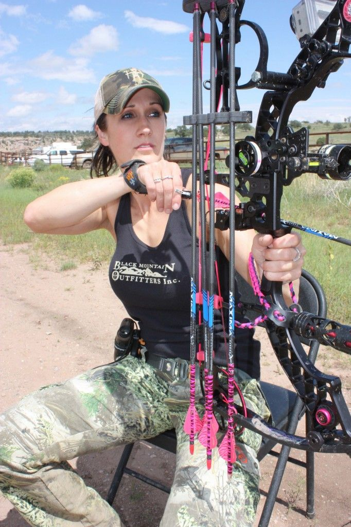 Determining Your Draw Weight | Huntress | Bow hunting women