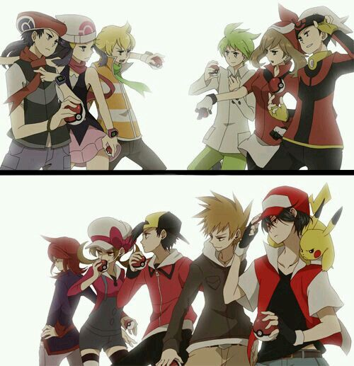 Rival Games (Pokemon)