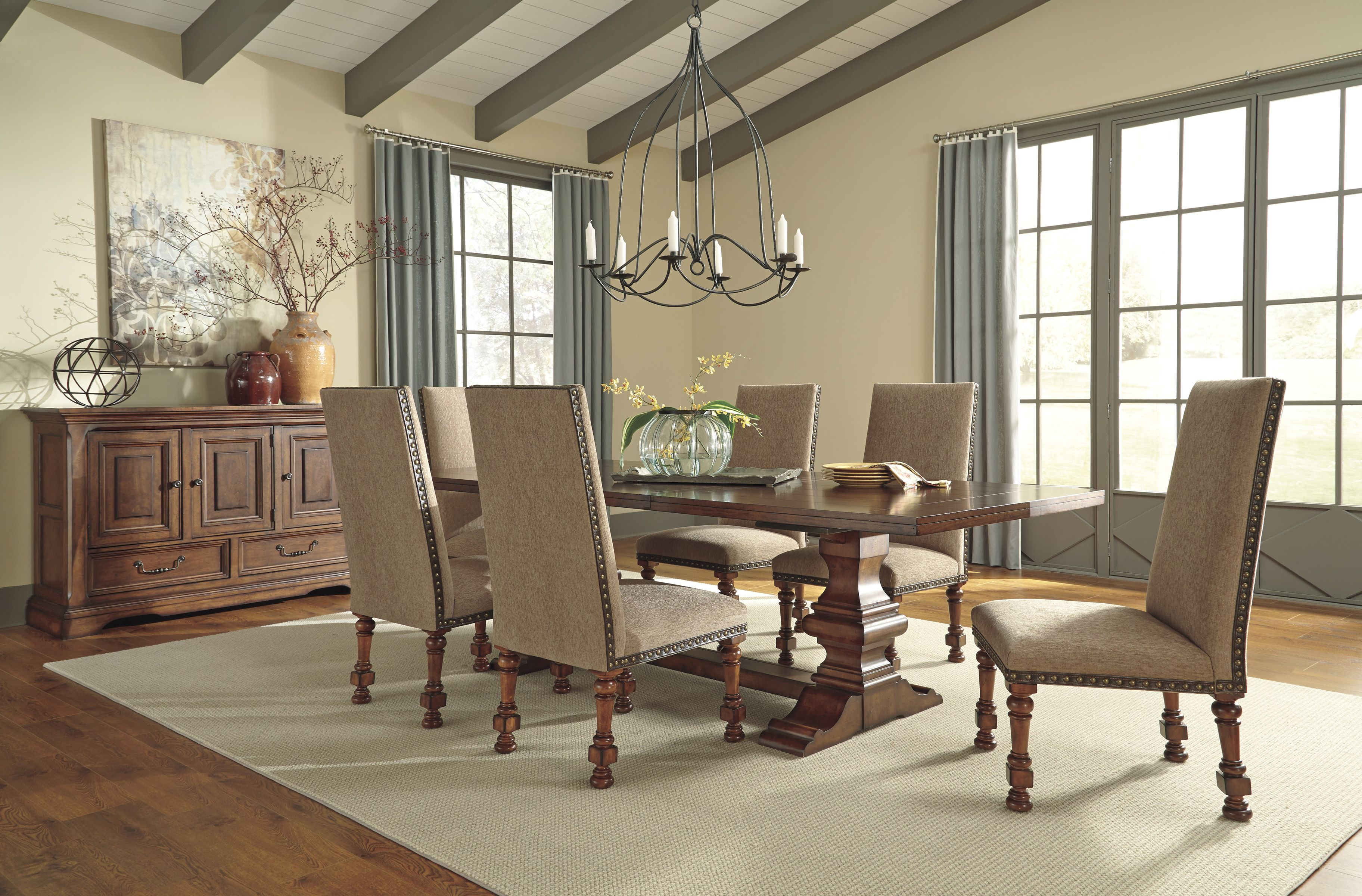 Gaylon DiningRoom Dining Room Chairs Table And Sets