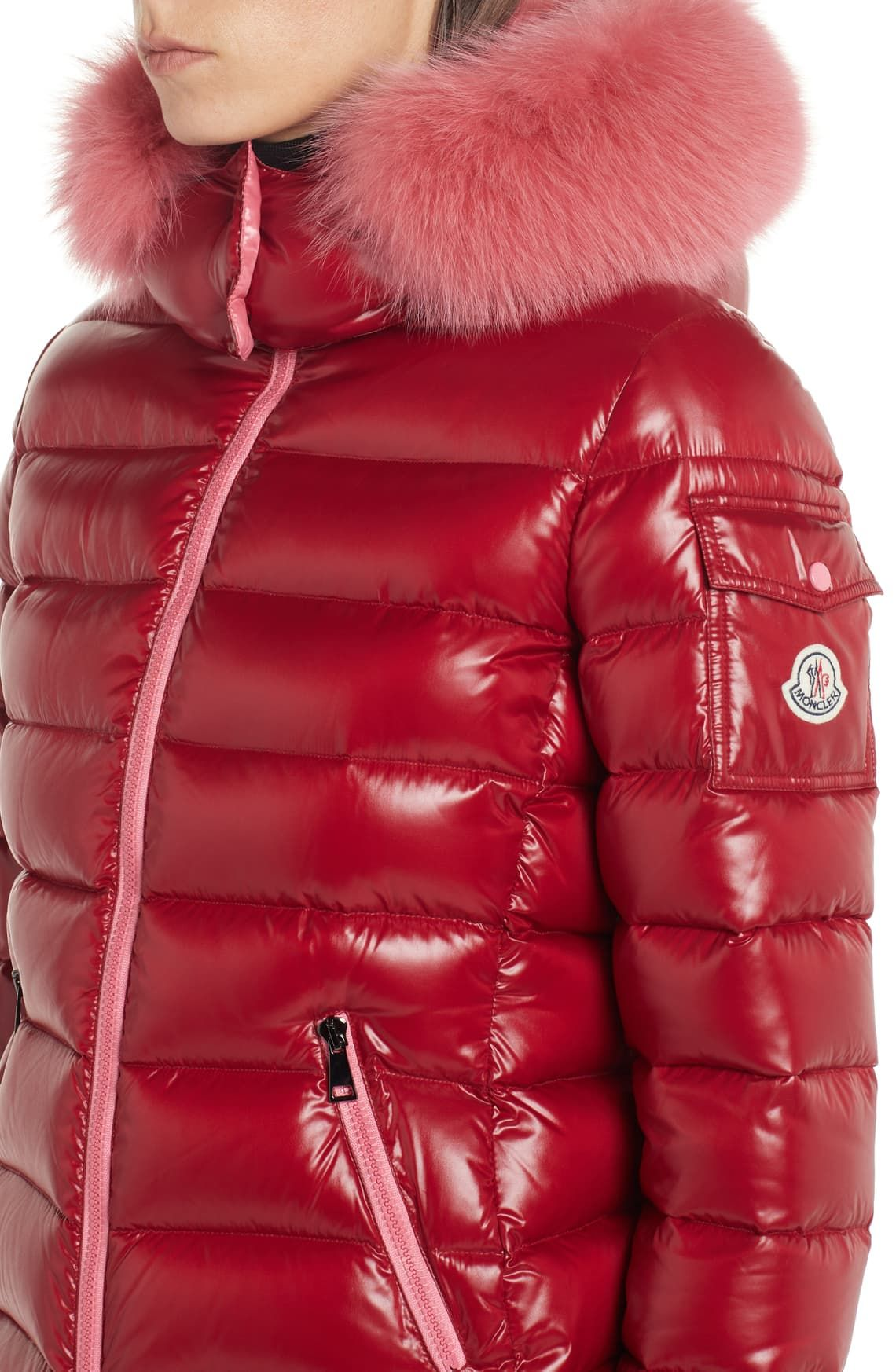 Moncler Badyfur Quilted Down Puffer Jacket With Removable Genuine Fox Fur Trim Nordstrom Moncler Moncler Jacket Women Puffer [ 1746 x 1140 Pixel ]
