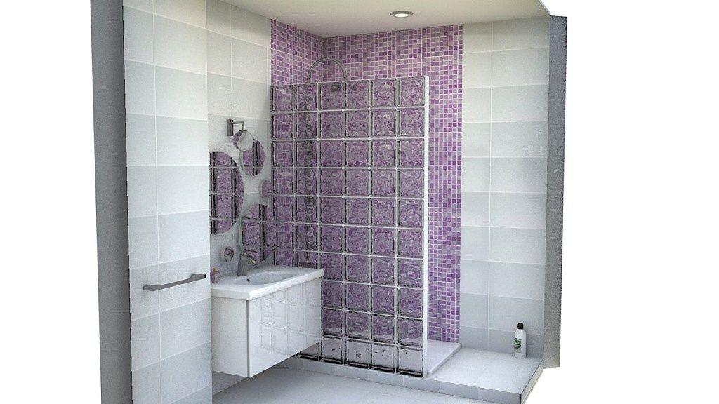 Cuartos de baño pequeños con plato de ducha - si le cambiamos el ...