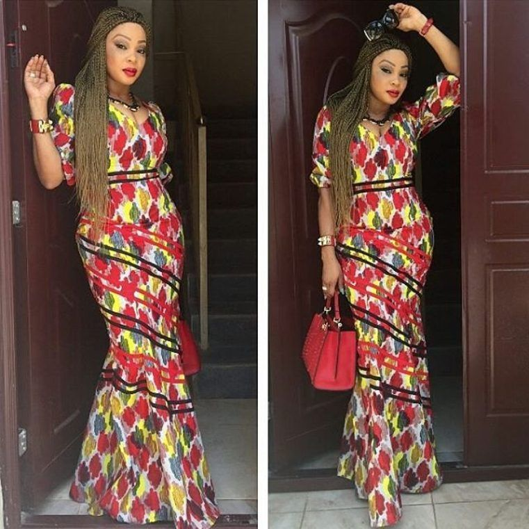 ee406c3da37c Latest African And Nigerian Ankara Styles Trends 2018-2019 For Ladies