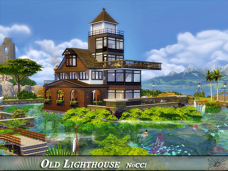 No Cc Found In Tsr Category Sims 4 Residential Lots Sims The Sims 4 Lots Sims 4